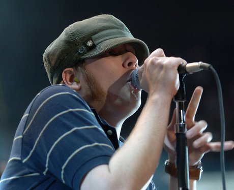 Patrick blessed us with this amazing military green number back in 2005.