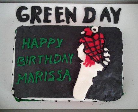 Facebook cake 9
