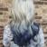 Image 9: Denim Hair Trend 9